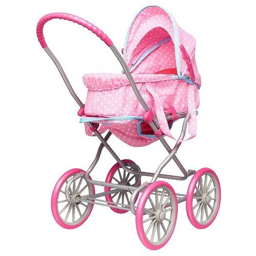 Фото - Коляска-трансформер Mary Poppins Зайка 67310 розовый сумка бочонок mary poppins зайка 530035 пластик розовый голубой
