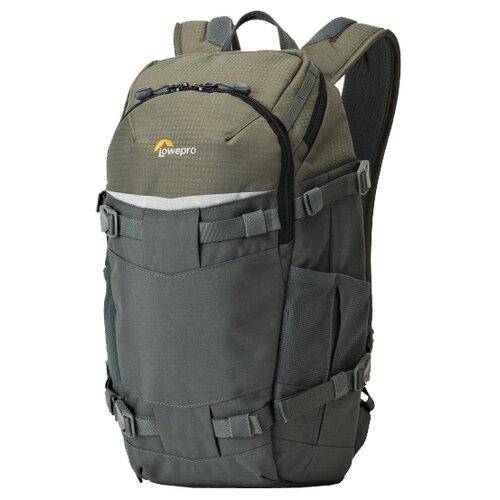 Фото - Рюкзак для фотокамеры Lowepro Flipside Trek BP 250 AW серый рюкзак для фотокамеры lowepro flipside 400 aw ii mica pixel camo