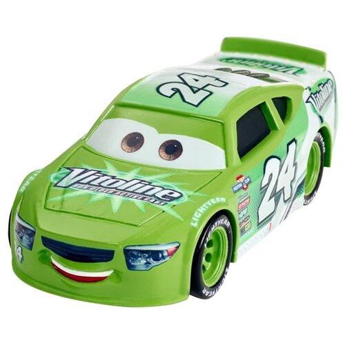 Гоночная машина Mattel Тачки 3 Брик Ярдли (DXV29/DXV53) 1:55 зеленый, Машинки и техника  - купить со скидкой
