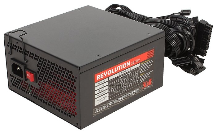 Блок питания 650W 3Cott 3COTT-650-REVO2