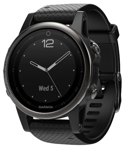 Часы Garmin Fenix 5S Sapphire