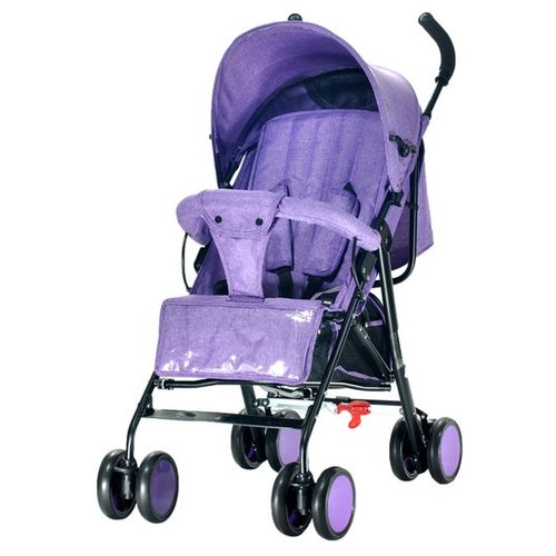 Прогулочная коляска everflo E-850A Voyage purple коляска прогулочная everflo racing grey e 450 пп100004019