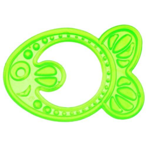 Купить Прорезыватель Canpol Babies Elastic teether 13/109 зеленая рыбка, Погремушки и прорезыватели