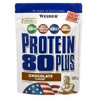 Протеин Weider Protein 80+ (500 г) шоколад