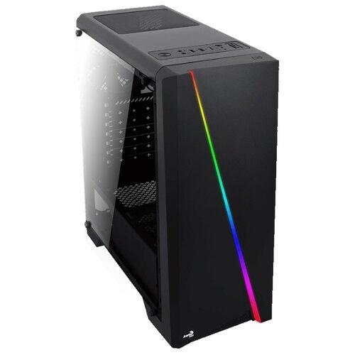 Купить Компьютерный корпус AeroCool Cylon Black