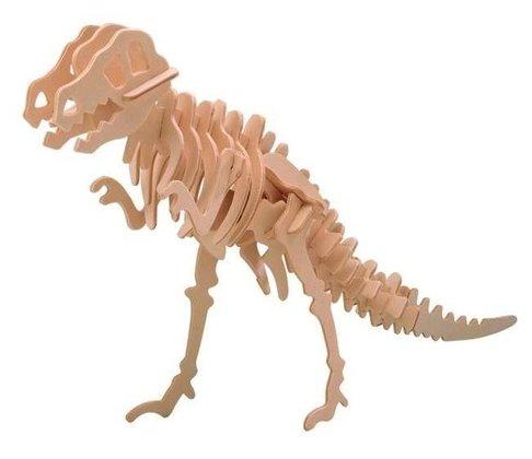 Сборная модель Чудо-Дерево Тиранозавр (малый) (J014)