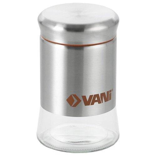 VANI Банка для сыпучих продуктов V9010 1100 мл