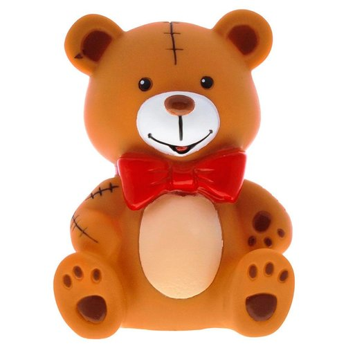 Фото - Игрушка для ванной Играем вместе Мишка (17R-LS) коричневый игрушка для ванной играем вместе смешарики бараш lxst40r сиреневый