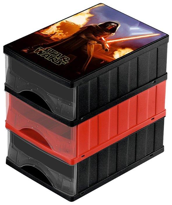Стеллаж OKT (Keeeper) Star Wars 25x18x25 см (8037/801)