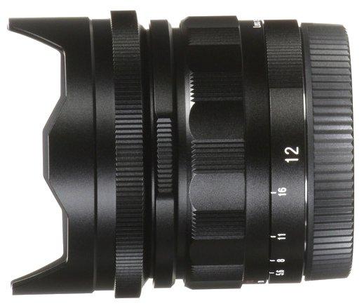 Voigtlaender 12mm f/5.6 Ultra Wide Heliar Aspherical III Sony E