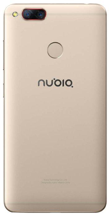 ZTE Смартфон ZTE Nubia Z17 mini 4/64GB