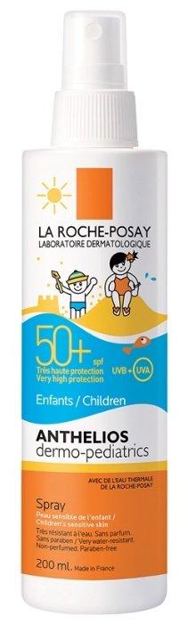 La Roche-Posay Anthelios Dermo-Pediatrics солнцезащитный спрей для детей SPF 50
