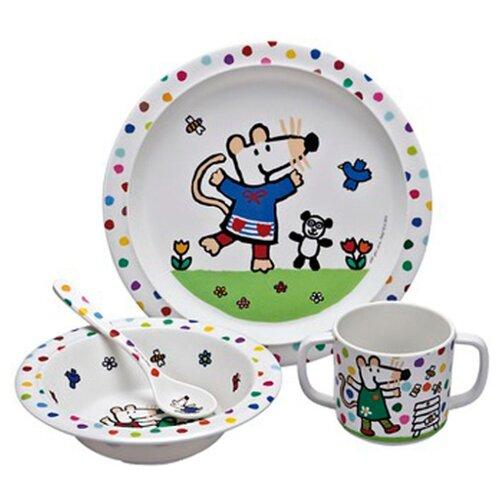 Фото - Комплект посуды Petit Jour Paris Mimi (MM901), белый посуда petit jour набор детской посуды barbapapa ba964c