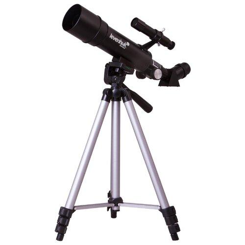 Телескоп LEVENHUK Skyline Travel 50 черный