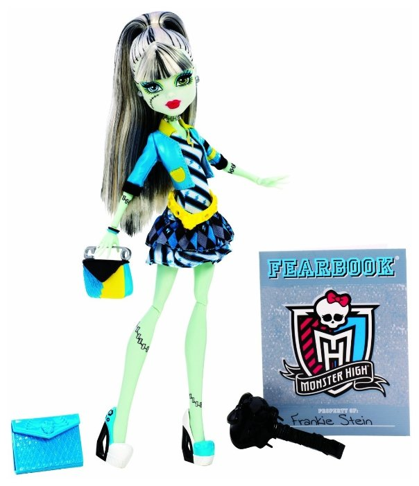Параметры куклы монстер хай
