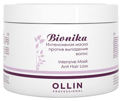 OLLIN Professional Bionika Интенсивная маска против выпадения волос