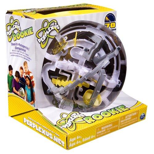 Головоломка Spin Master Perplexus Rookie (34176) белый / желтый