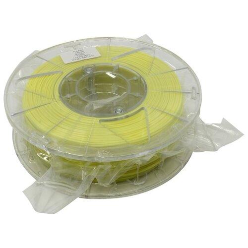 PLA пруток Cactus 1.75 мм желтый 0.75 кг
