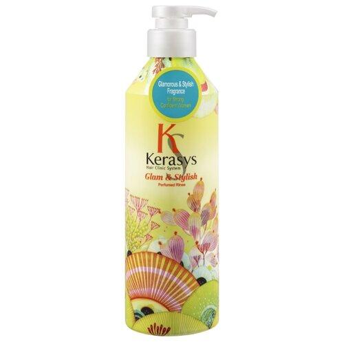 Фото - KeraSys кондиционер для волос Гламур, 600 мл kerasys кондиционер для волос оздоравливающий 400 мл