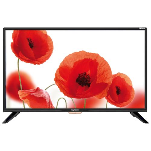 Фото - Телевизор TELEFUNKEN TF-LED32S62T2 31.5 (2018) черный телевизор telefunken 31 5 tf led32s74t2 черный