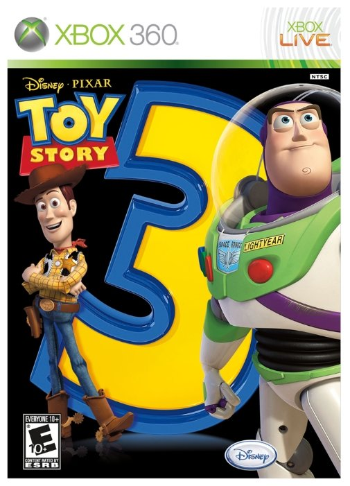 Disney Interactive Studios Toy Story 3: The Video Game