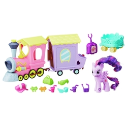 Игровой набор My Little Pony Поезд дружбы B5363