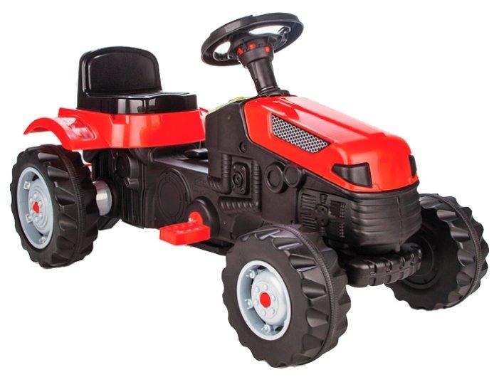 Веломобиль pilsan Tractor (07-314)