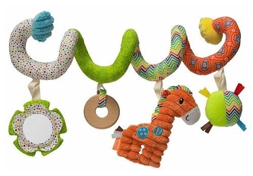 Подвесная игрушка Infantino Спиралька (206-873)