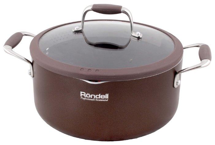 Кастрюля Rondell Mocco 3,5 л