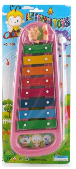 Shenzhen Jingyitian Trade ксилофон Fly Reach Toys 9906