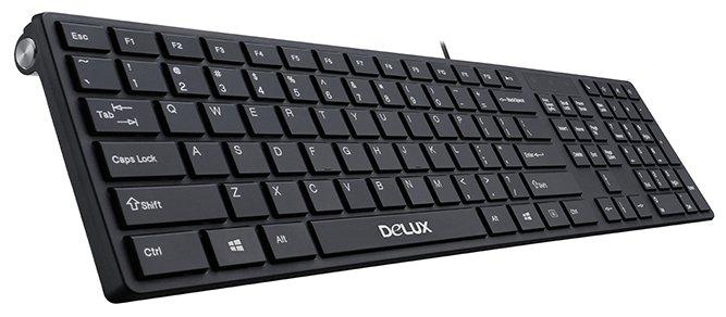 Delux K1000 Black USB