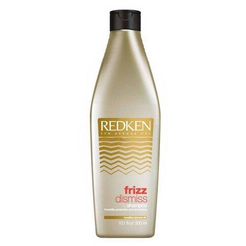 Redken шампунь Frizz Dismiss 300 мл redken frizz dissmiss shampoo