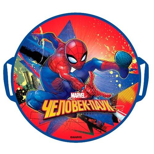 Фото - Ледянка 1 TOY Человек-Паук (Т11010) красный/синий ледянка 1 toy человек паук т59096 красный синий