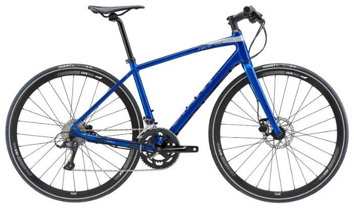 Велосипеды Дорожные Giant Rapid 2 (2018)