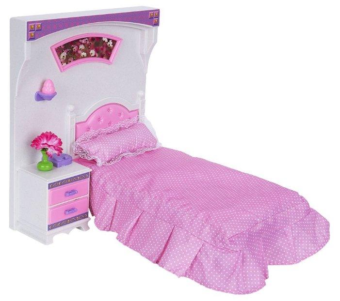 S+S Toys Набор мебели Спальная комната Уютная квартирка (ES-SR2236)