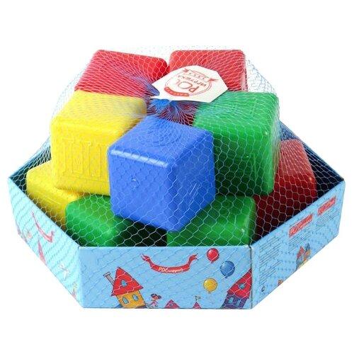 Кубики Росигрушка Малыш 2132Детские кубики<br>