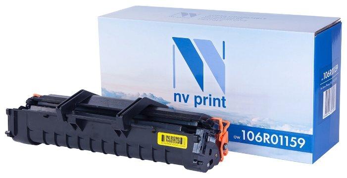 Картридж NV Print 106R01159 для Xerox, совместимый — купить по выгодной цене на Яндекс.Маркете
