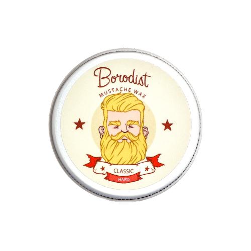 Borodist Воск для усов Classic, 13 г по цене 799