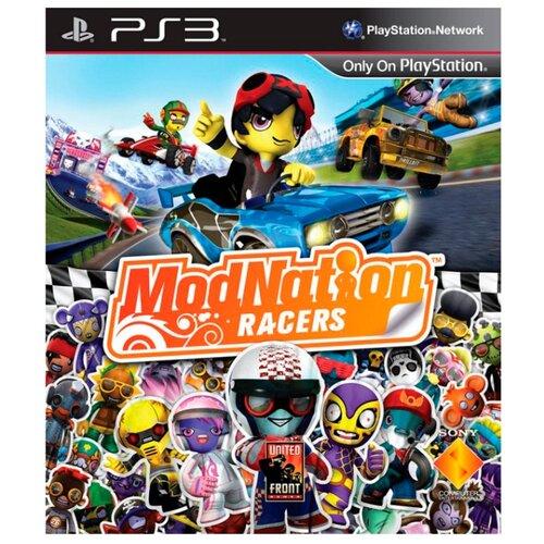 Игра для PlayStation 3 ModNation Racers