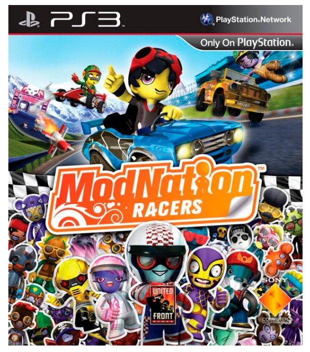 ModNation Racers