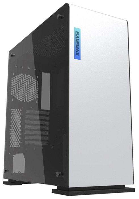 GameMax Компьютерный корпус GameMax Vega Perspex White