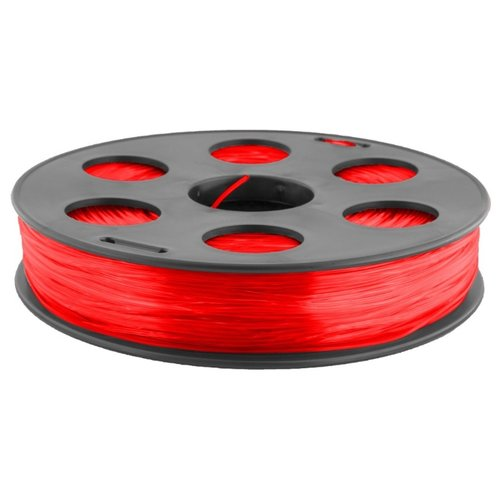 Watson пруток BestFilament 1.75 мм красный 0.5 кг