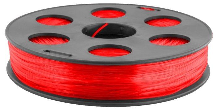 Watson пруток BestFilament 1.75 мм красный 0.5 кг фото 1