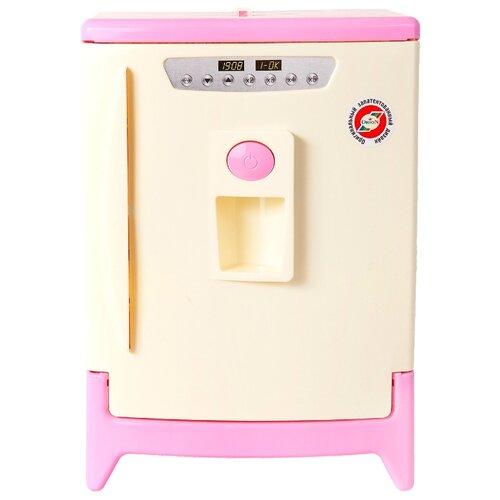 Купить Холодильник Orion Toys однокамерный 785 бежево-розовый, Детские кухни и бытовая техника