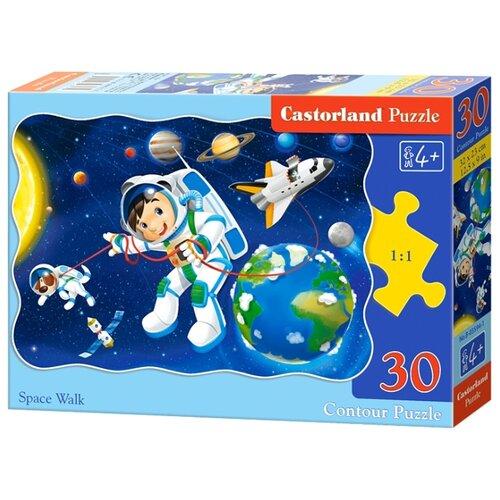 Пазл Castorland Space Walk (B-03594), 30 дет., Пазлы  - купить со скидкой