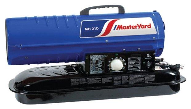 Дизельная тепловая пушка MasterYard MH 21D (20.5 кВт)