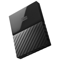Жесткий диск Western Digital My Passport 1 TB (WDBBEX0010B)