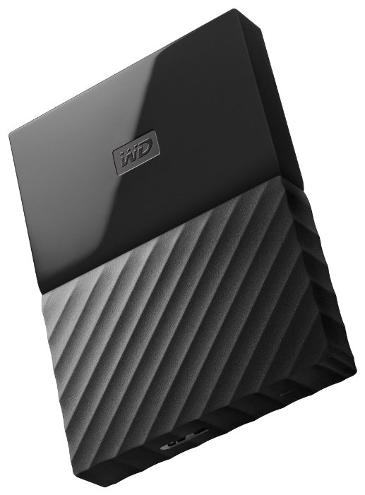 Внешний жесткий диск Western Digital My Passport 1 TB (WDBBEX0010B)