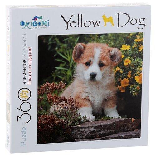 Купить Пазл Origami Yellow Dog Собаки (03469), элементов: 360 шт., Пазлы