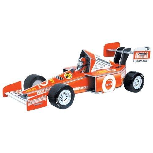 3D-пазл Pilotage 3D Спортивная машина M оранжевая (RC38105) машина радиоуправляемая pilotage topracer xb